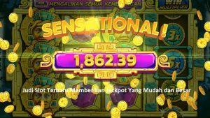 Judi Slot Terbaru Memberikan Jackpot Yang Mudah dan Besar